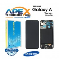 Samsung Galaxy A50 (SM-A505F) Display module LCD / Screen + Touch Black GH82-19204A