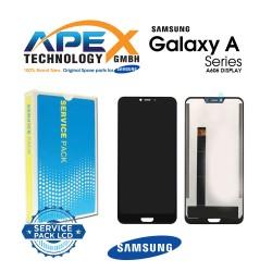 Samsung Galaxy A60 2019 (SM-A606FN) Display module LCD + Digitizer black GH82-20072A