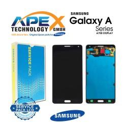 Samsung SM-A700 Galaxy A7 LCD Display / Screen + Touch - Black
