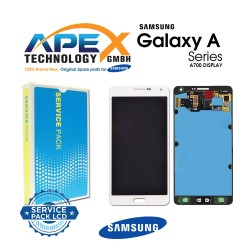 Samsung SM-A700 Galaxy A7 LCD Display / Screen + Touch - White