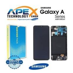 Samsung SM-A205 Galaxy A20 Display module LCD / Screen + Touch - GH82-19571A OR GH82-19572A OR GH82-21250A