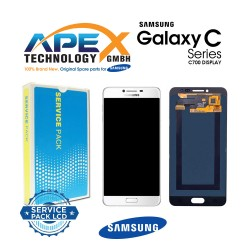 Samsung SM-C700 Galaxy C7 LCD Display / Screen + Touch - Sİlver