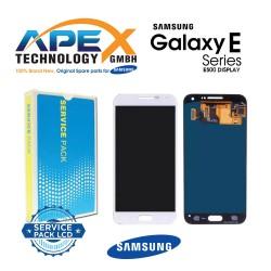 Samsung SM-E500 Galaxy E5 LCD Display / Screen + Touch White