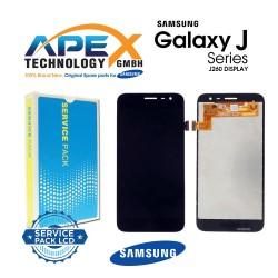 Samsung Galaxy J2 Core 2018 (SM-J260F) Display module LCD / Screen + Touch Black GH97-22242A