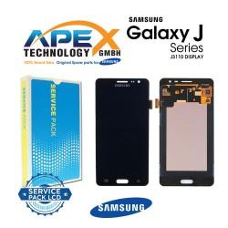 Samsung SM-J3110 Galaxy J3 Pro LCD Display / Screen + Touch - Black