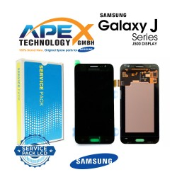 Samsung Galaxy J5 (SM-J500F) Display module LCD + Digitizer black GH97-17667B