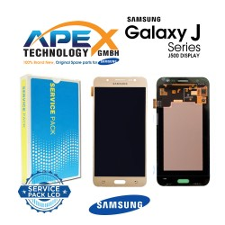 Samsung Galaxy J5 (SM-J500F) Display module LCD + Digitizer gold GH97-17667C