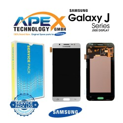 Samsung Galaxy J5 (SM-J500F) Display module LCD + Digitizer white GH97-17667A
