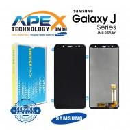 Samsung Galaxy J6+ 2018 / J4+ (SM-J610F - J415 ) Display module LCD / Screen + Touch Black GH97 -22582A