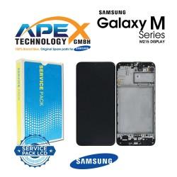 Samsung Galaxy M21 (SM-M215F) Display module LCD / Screen + Touch GH82-22509A OR GH82-22836A OR GH82-21266A OR GH82-21265A