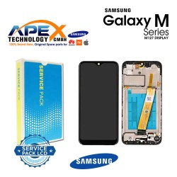 Samsung Galaxy M12 (SM-M127) Display module LCD / Screen + Touch +Btry GH82-25494A OR GH82-25495A