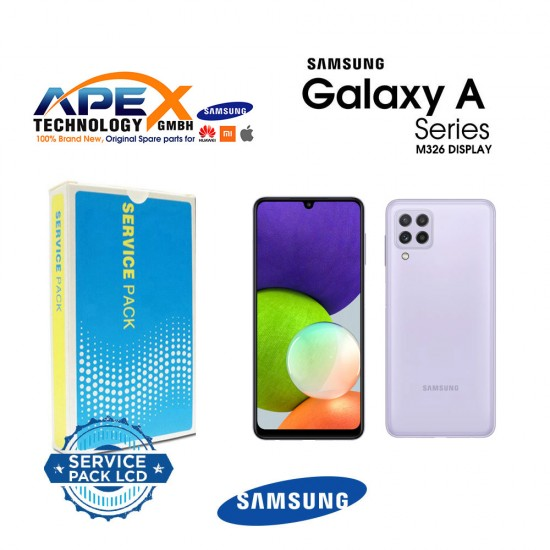 Samsung Galaxy M32 5G (SM-M326F 2021) Display module LCD / Screen + Touch