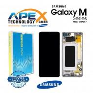 Samsung Galaxy M30s (SM-M307F) Display module LCD / Screen + Touch Black GH82-21266A