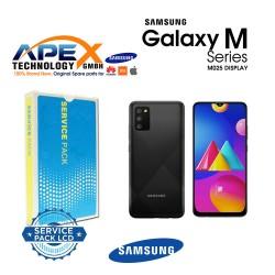 Samsung SM-M025F Galaxy M02S LCD Display / Screen + Touch - Black
