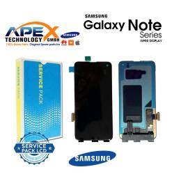 Samsung Galaxy Note 8 (SM-N950F) Display module LCD / Screen + Touch No Frame GH96-11033A