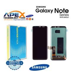 Samsung Galaxy Note 10 ( SM-N970  2019 ) Display module LCD / Screen + Touch - No Frame - GH96-12727A