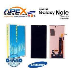 Samsung Galaxy Note 20 Ultra (SM-N985F SM-N986F) Display module LCD / Screen + Touch No Frame GH96-13555A