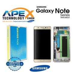 Samsung SM-N930F Galaxy Note 7 LCD Display / Screen + Touch - Gold