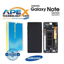 Samsung SM-N960 Galaxy Note 9 LCD Display / Screen + Touch - Black