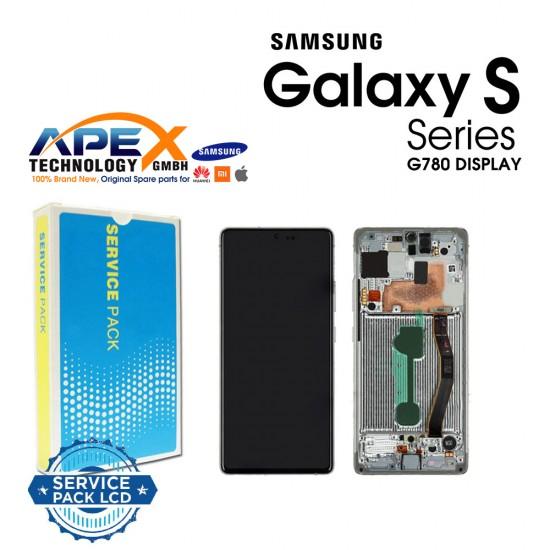 Samsung SM-G780F Galaxy S20 FE LCD Display / Screen + Touch - Cloud Mint