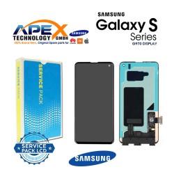 Samsung Galaxy S10e (SM-G970F 2019) Display module LCD / Screen + Touch No Frame GH96-12251A