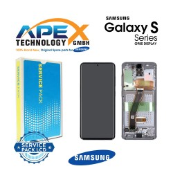 Samsung SM-G980 Galaxy S20 Display module LCD / Screen + Touch - Grey - GH82-22131A OR GH82-22123A