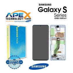 Samsung Galaxy S20 Plus 5G (SM-G986B) Display module LCD / Screen + Touch cloud Blue GH82-22134D