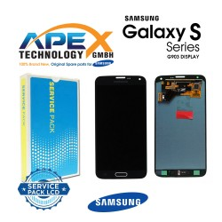 Samsung SM-G903 Galaxy S5 NEO LCD Display / Screen + Touch - Black