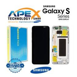 Samsung Galaxy S8 Plus (SM-G955F) Display module LCD / Screen + Touch Silver GH97-20470B