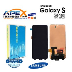 Samsung SM-G996 Galaxy S21+ 5G Display module LCD / Screen + Touch No Frame GH96-13940B