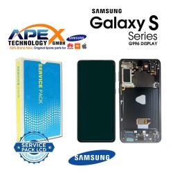 Samsung SM-G996 Galaxy S21+ 5G Display module LCD / Screen + Touch Phantom Black GH82-24553A OR GH82-24554A