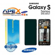 Samsung SM-G996 Galaxy S21+ 5G Display module LCD / Screen + Touch Phantom Black + Btry GH82-24744A OR GH82-24555A OR GH82-24554A
