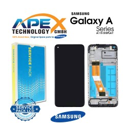 Samsung SM-A115 Galaxy A11 Display module LCD / Screen + Touch - GH81-18760A