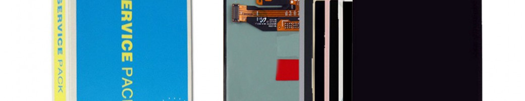 A300 Service Pack Lcd