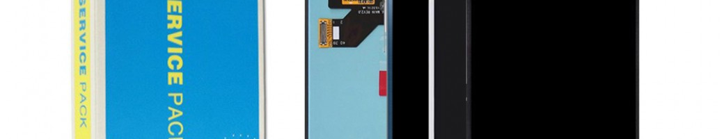 E700 Service Pack Lcd
