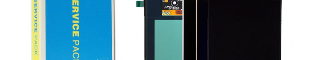 J730 Service Pack Lcd