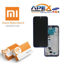 Xiaomi Redmi Note 8 LCD Display / Screen + Touch Blue