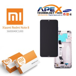 Xiaomi Redmi Note 8 LCD Display / Screen + Touch White