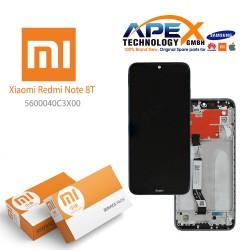 Xiaomi Redmi Note 8T Display unit complete moonshadow grey 5600040C3X00