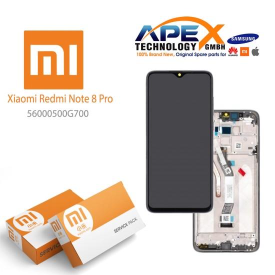 Xiaomi Redmi Note 8 Pro LCD Display / Screen + Touch Black
