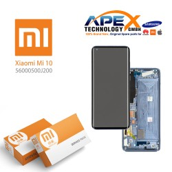 Xiaomi Mi10 Lite LCD Display / Screen + Touch Blue / Green