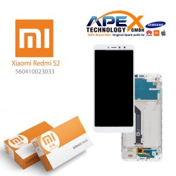 Xiaomi Redmi S2 LCD Display / Screen + Touch White