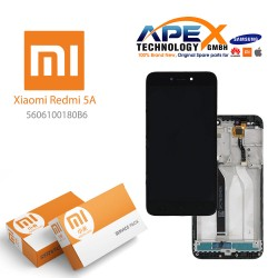 Xiaomi Redmi 5A LCD Display / Screen + Touch Black