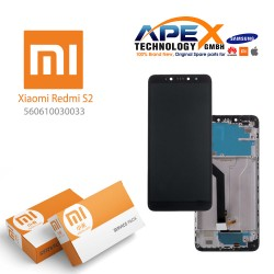 Xiaomi Redmi S2 LCD Display / Screen + Touch Black
