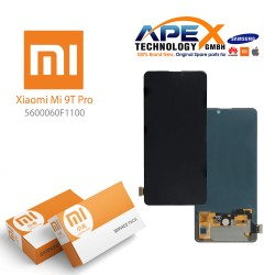 Xiaomi Mi 9T (M1903F10G) Mi 9T Pro (M1903F11G) Display module LCD / Screen + Touch (Service Pack) 5600060F1100