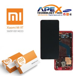 Xiaomi Mi 9T LCD Display / Screen + Touch Red