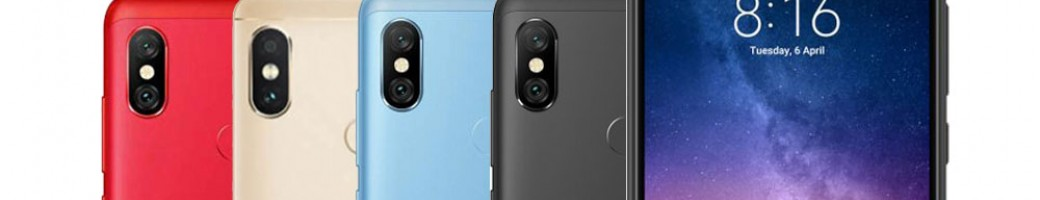 Redmi Note 6 Pro Service Pack Lcd