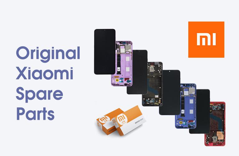 Original Xiaomi Spare Parts